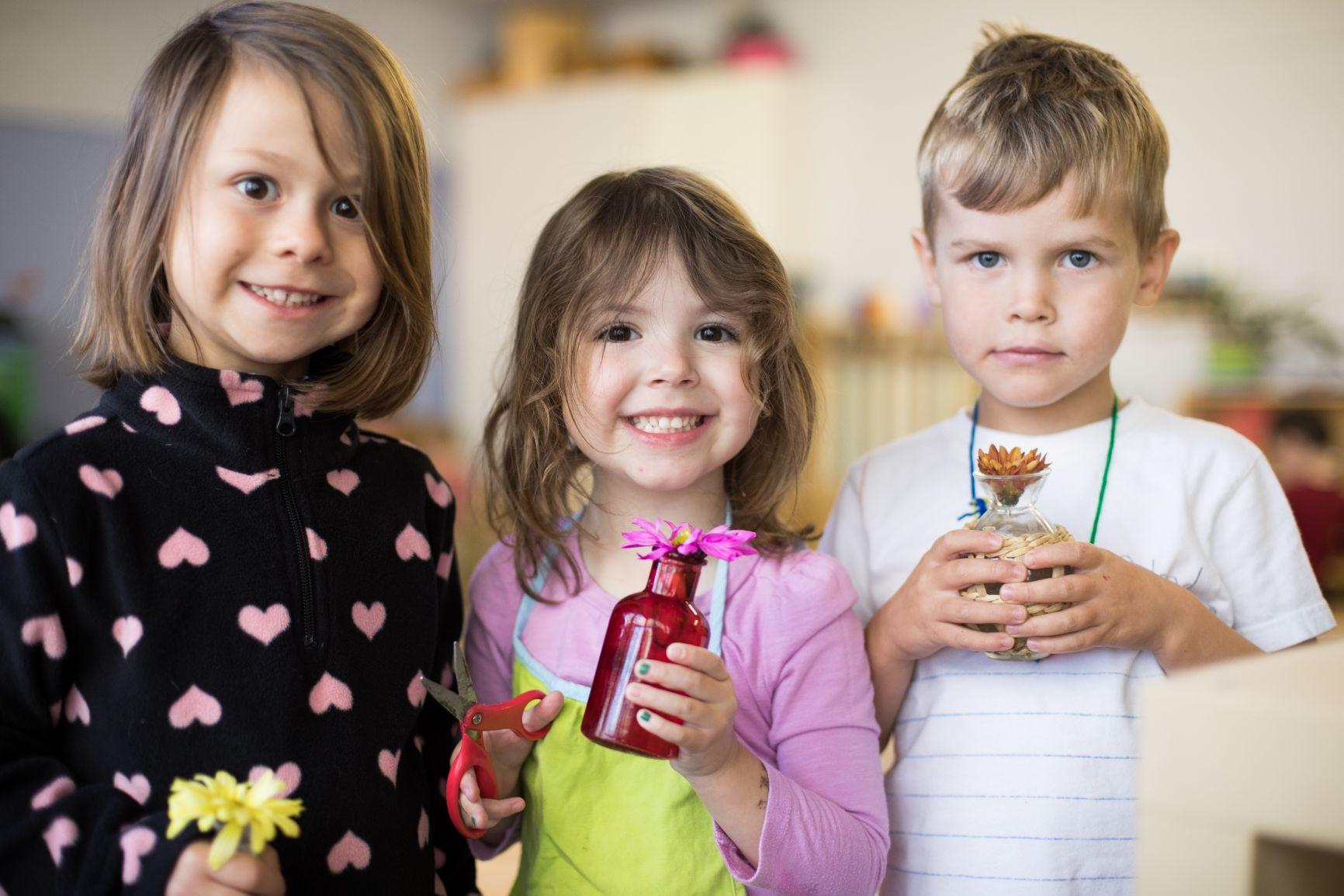 Preschool, Haven Montessori School